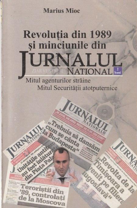 Lucrarea mea de popularizare a științei publicată în 2005, în care, printre altele, m-am referit și la starea jalnică a armatei române în 1989, element care a contribuit la izbînda revoluției și pe care am mizat de la bun început