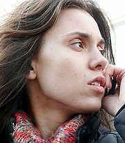 Natalia Morar, ziarista care a speriat Kremlinul