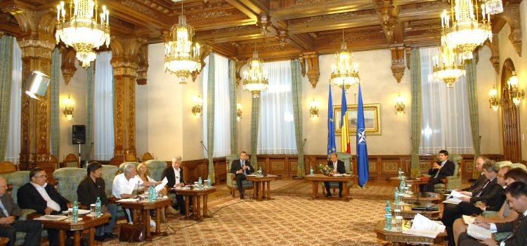 sursă foto: saitul Preşedinţiei, autor: Sorin Lupşa