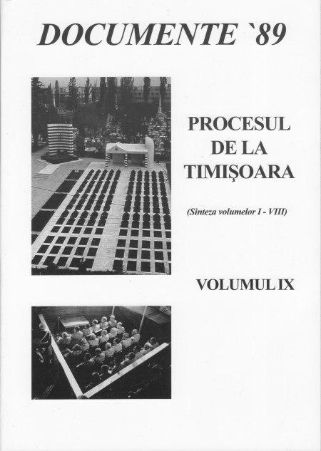 Procesul Timişoara vol. 9
