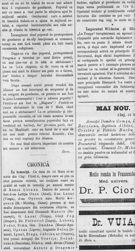 CronicaTrib13mai1894